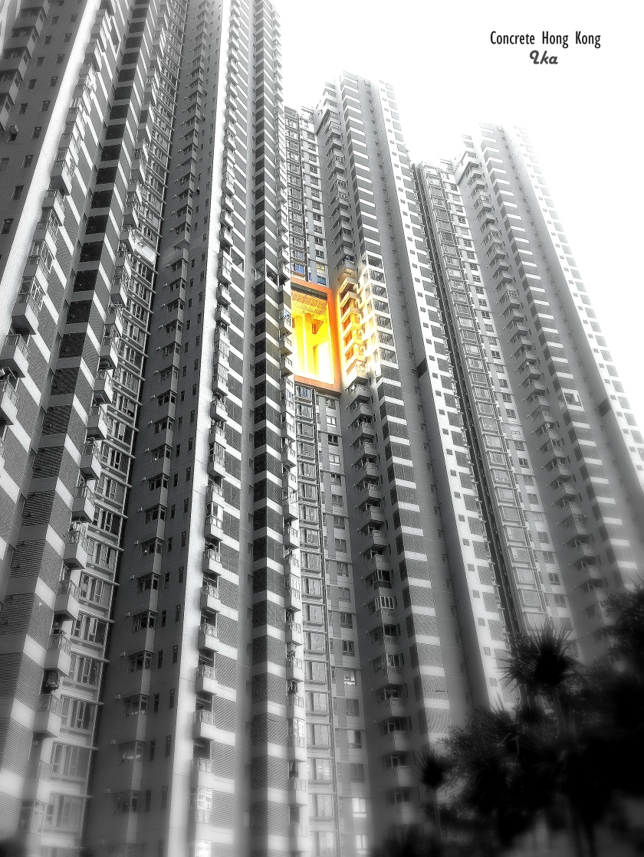 concrete HKG